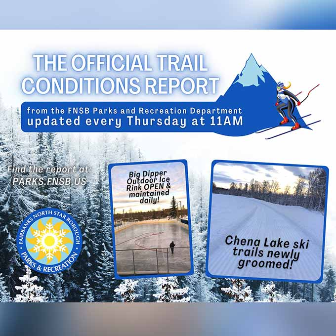 Trails Conditions Report